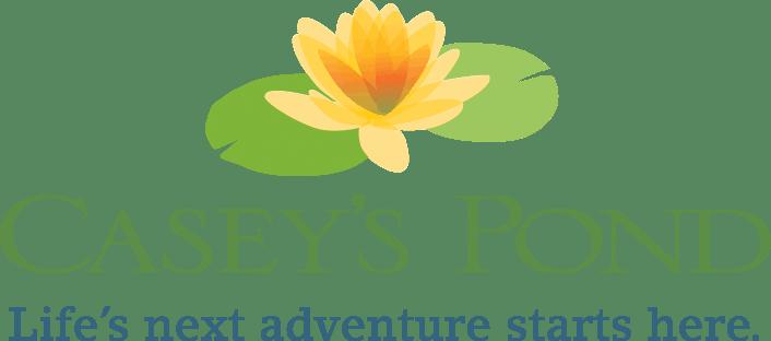 Caseys Pond Logo